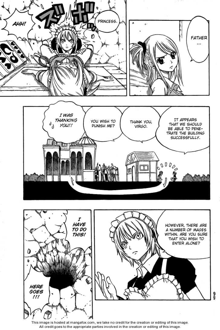 Fairy Tail 130 Page 3