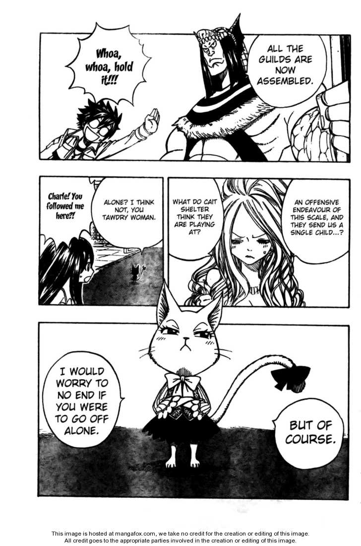 Fairy Tail 133 Page 3