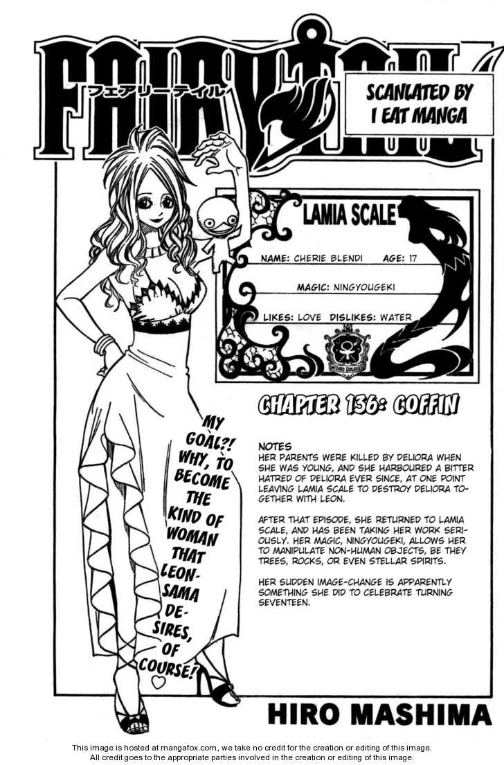 Fairy Tail 136 Page 1