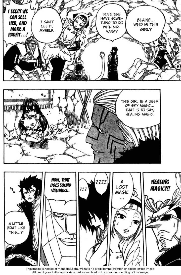Fairy Tail 136 Page 4