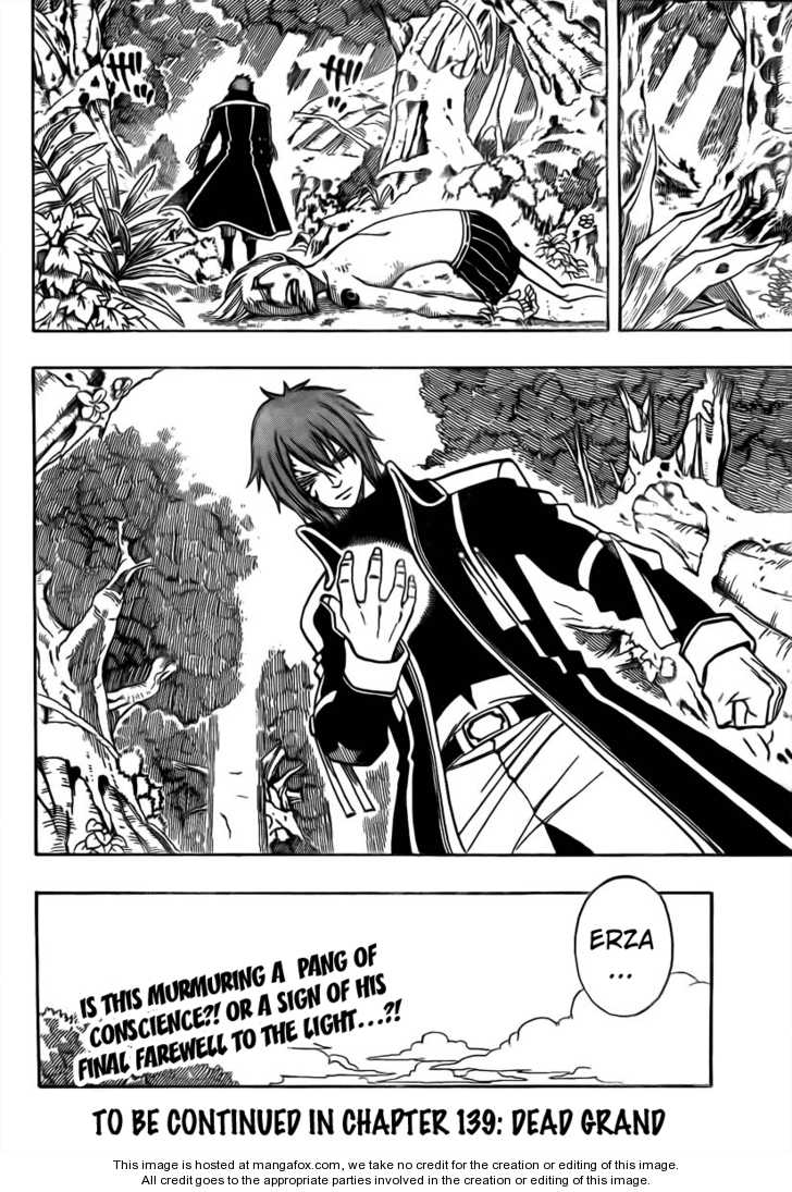 Fairy Tail 138 Page 21