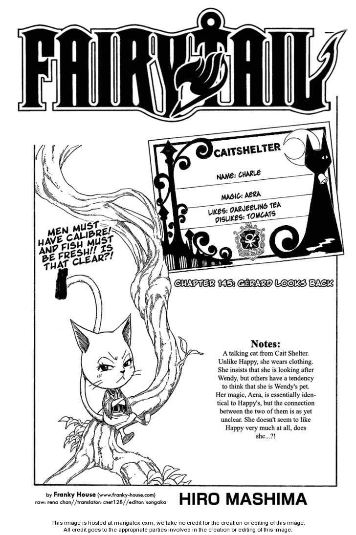 Fairy Tail 145 Page 1