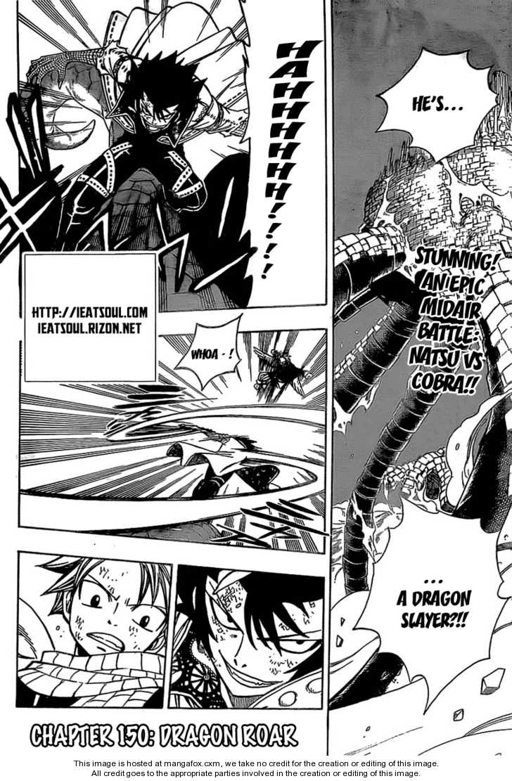 Fairy Tail 150 Page 2