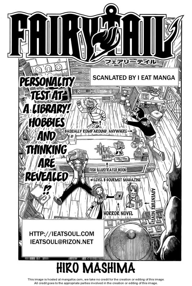 Fairy Tail 152 Page 1