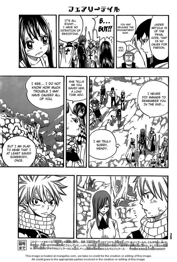 Fairy Tail 163 Page 3