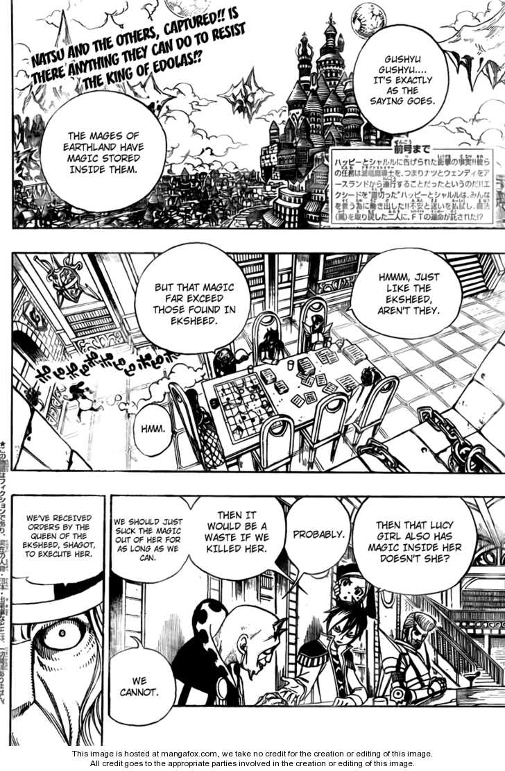 Fairy Tail 178 Page 2