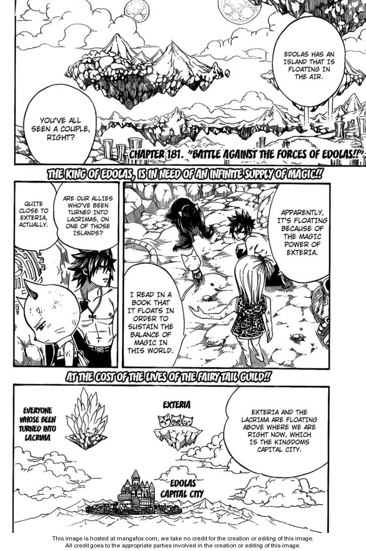 Fairy Tail 181 Page 2