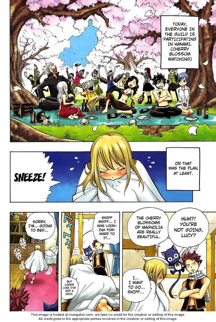 Fairy Tail 182.5 Page 2
