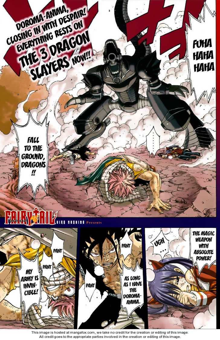 Fairy Tail 194 Page 2
