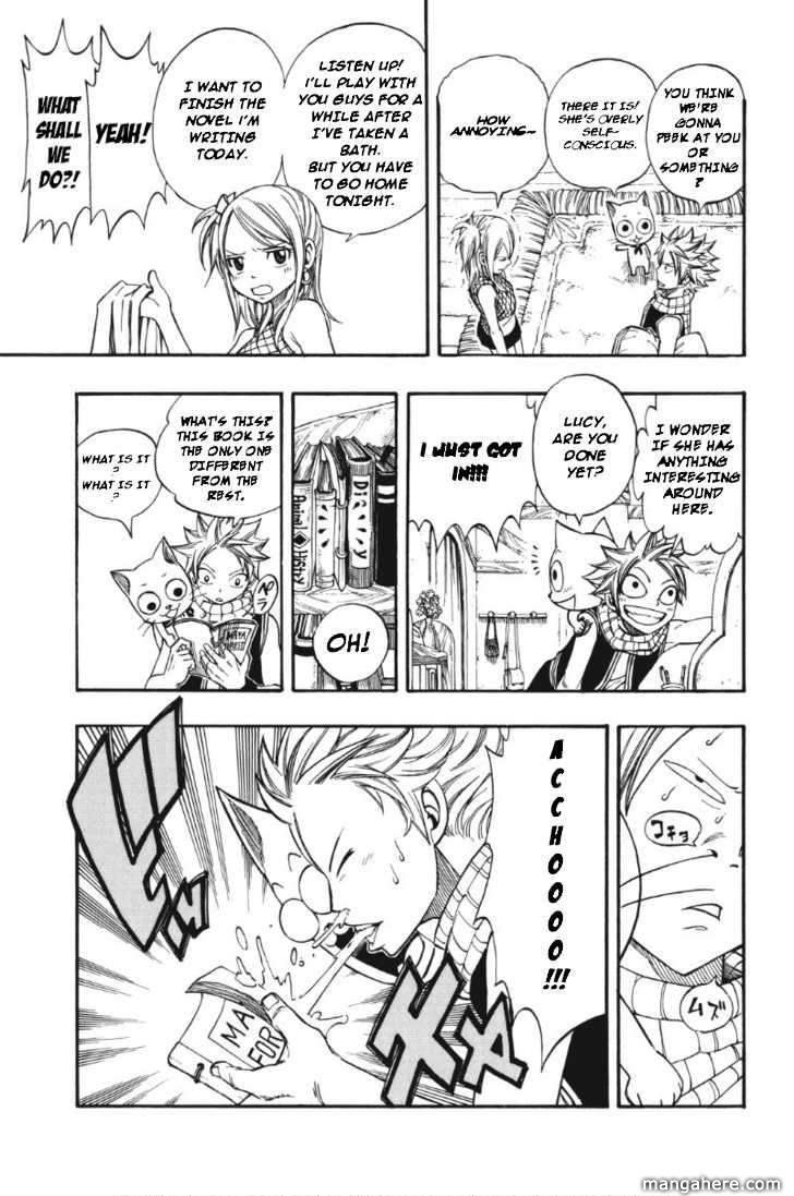 Fairy Tail 195.5 Page 3