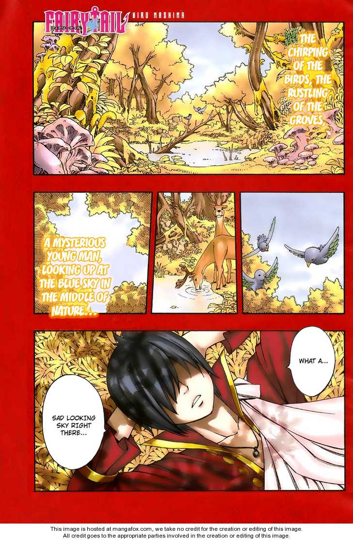 Fairy Tail 200 Page 1