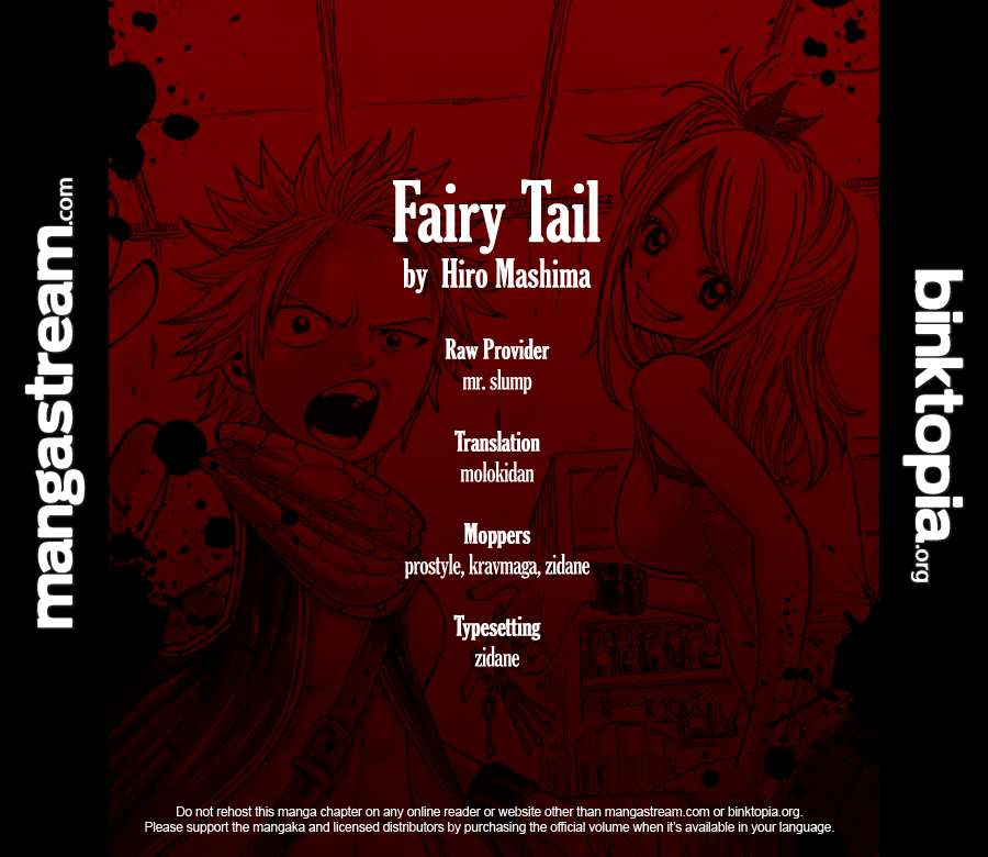 Fairy Tail 206 Page 2