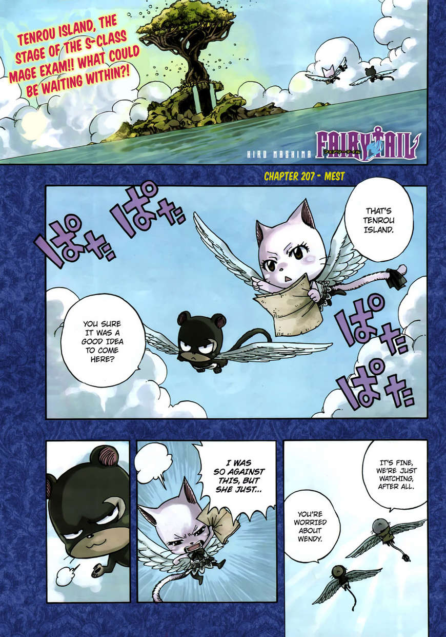 Fairy Tail 207 Page 1