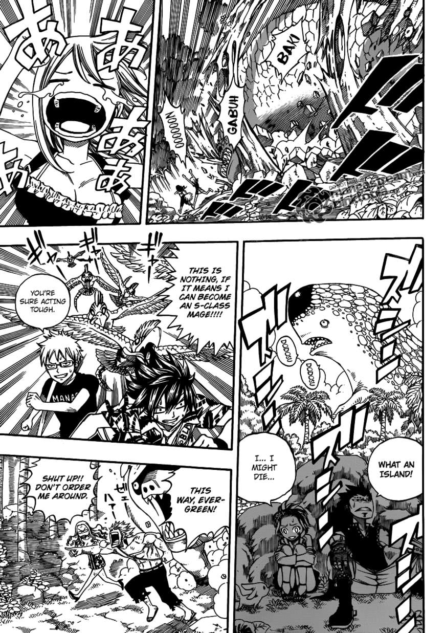 Fairy Tail 208 Page 5