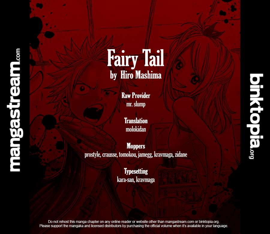 Fairy Tail 211 Page 2