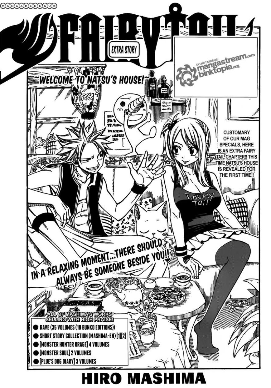 Fairy Tail 212.5 Page 1