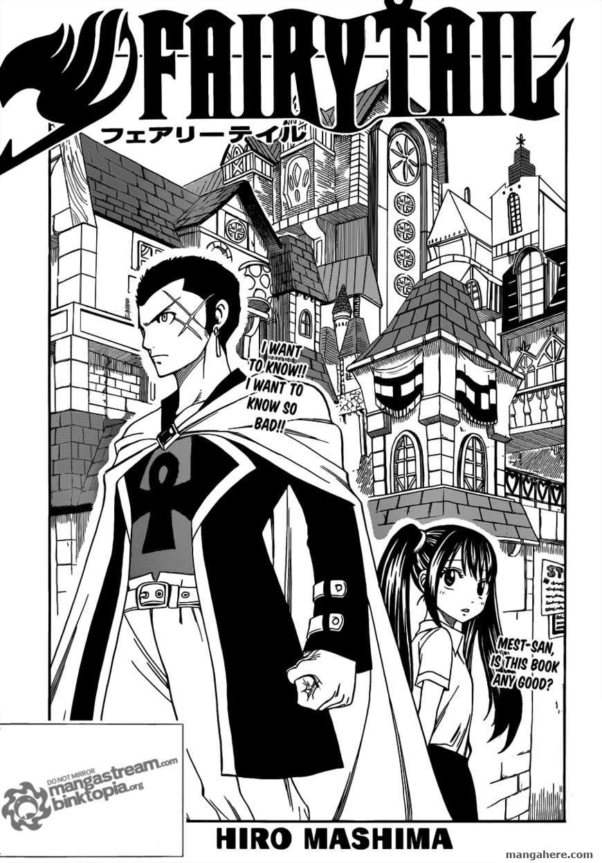 Fairy Tail 214 Page 1