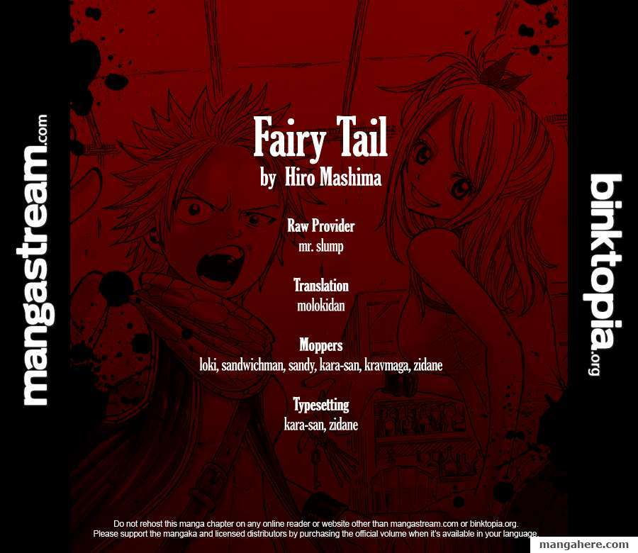 Fairy Tail 215 Page 2