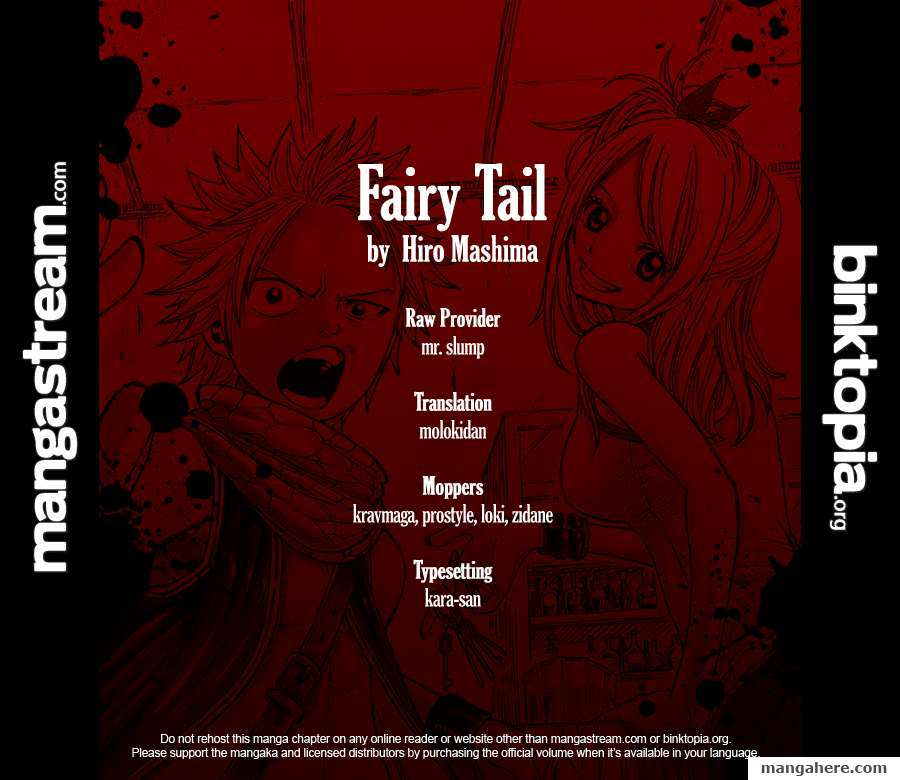 Fairy Tail 218 Page 2