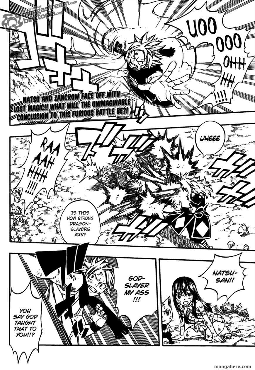Fairy Tail 218 Page 3
