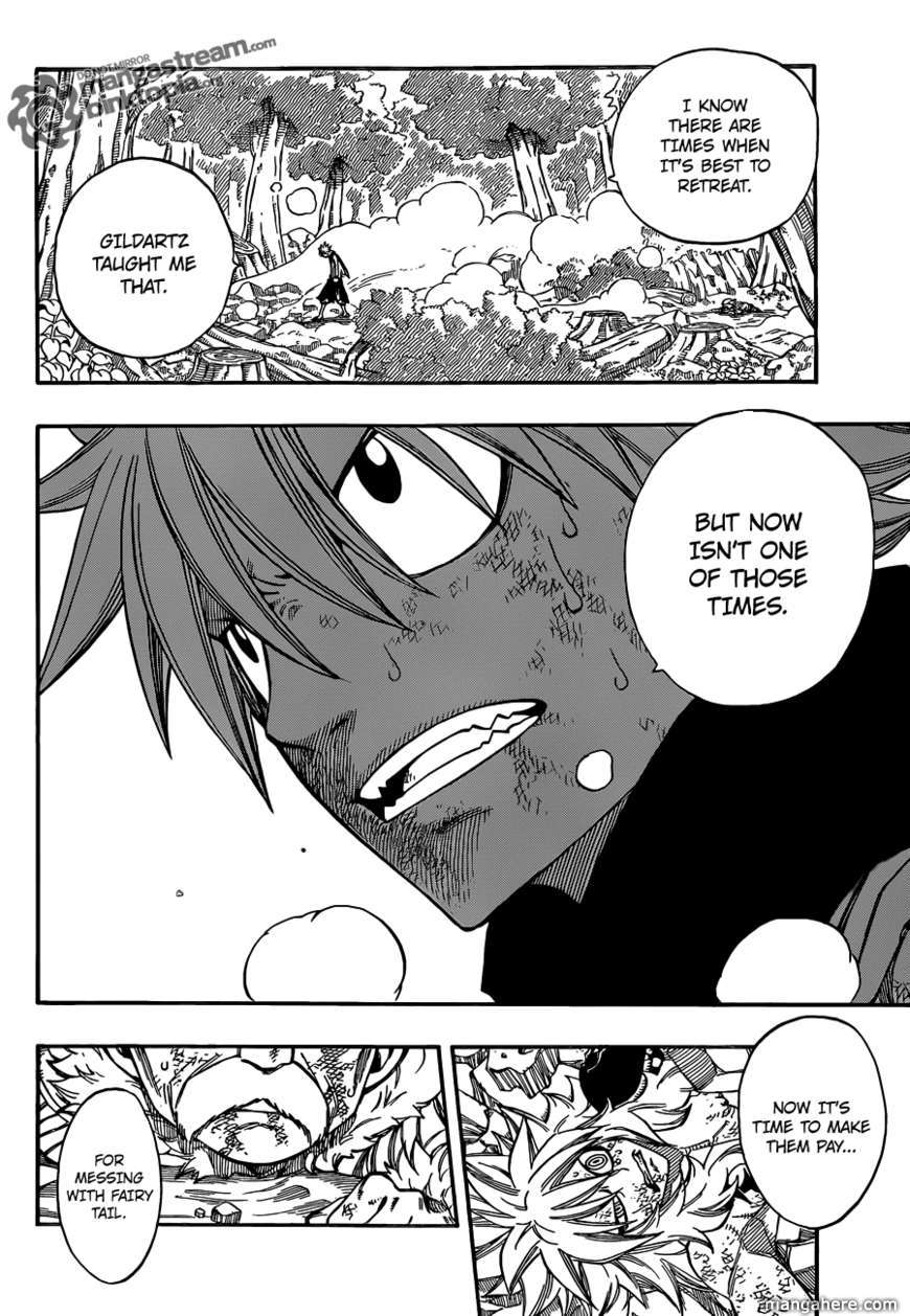 Fairy Tail 220 Page 4