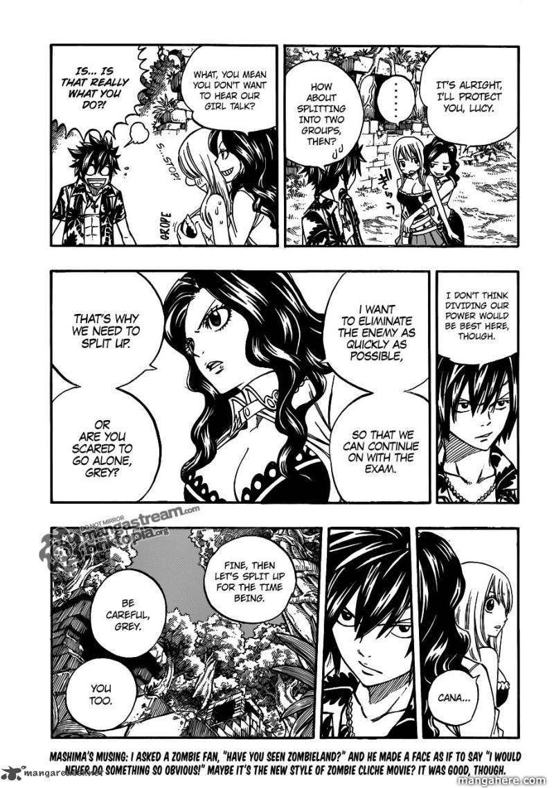 Fairy Tail 225 Page 3