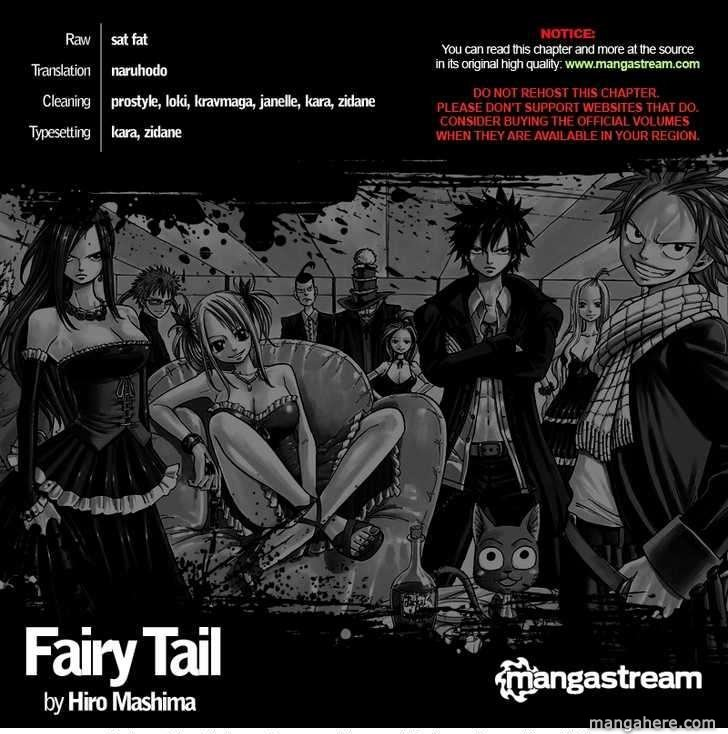 Fairy Tail 233 Page 2
