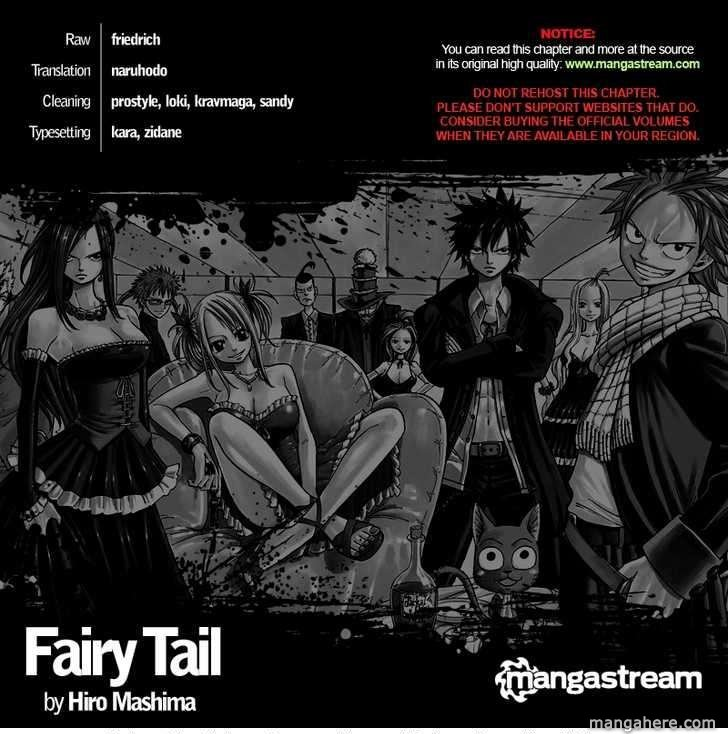 Fairy Tail 236 Page 2