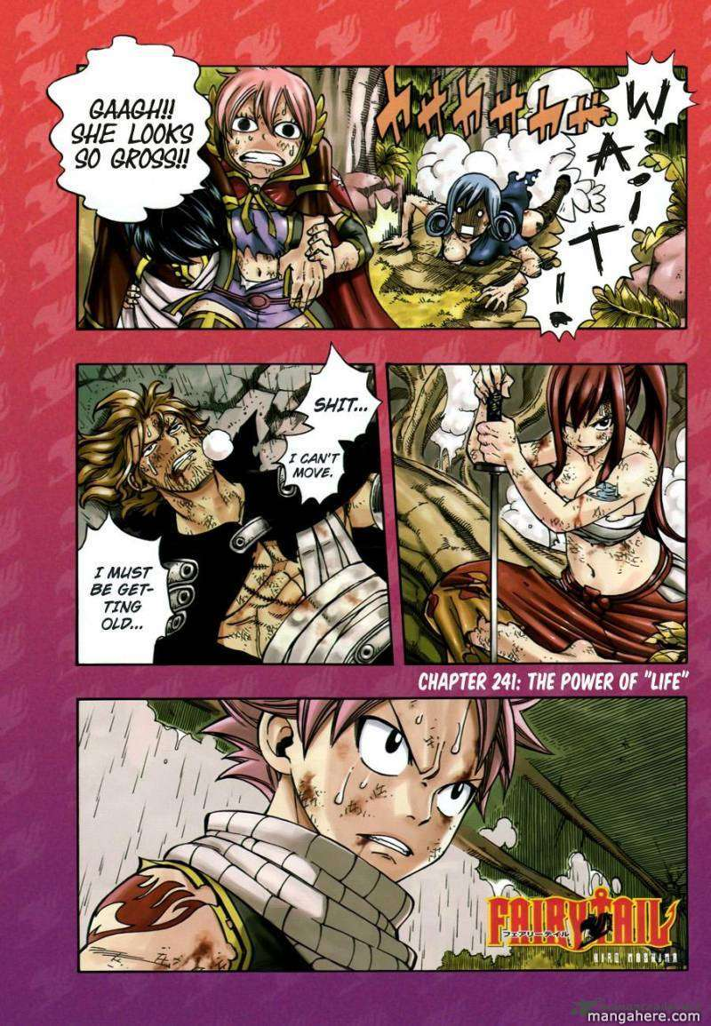 Fairy Tail 241 Page 1