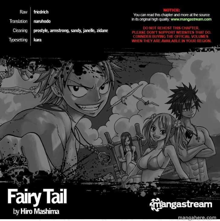Fairy Tail 245 Page 2