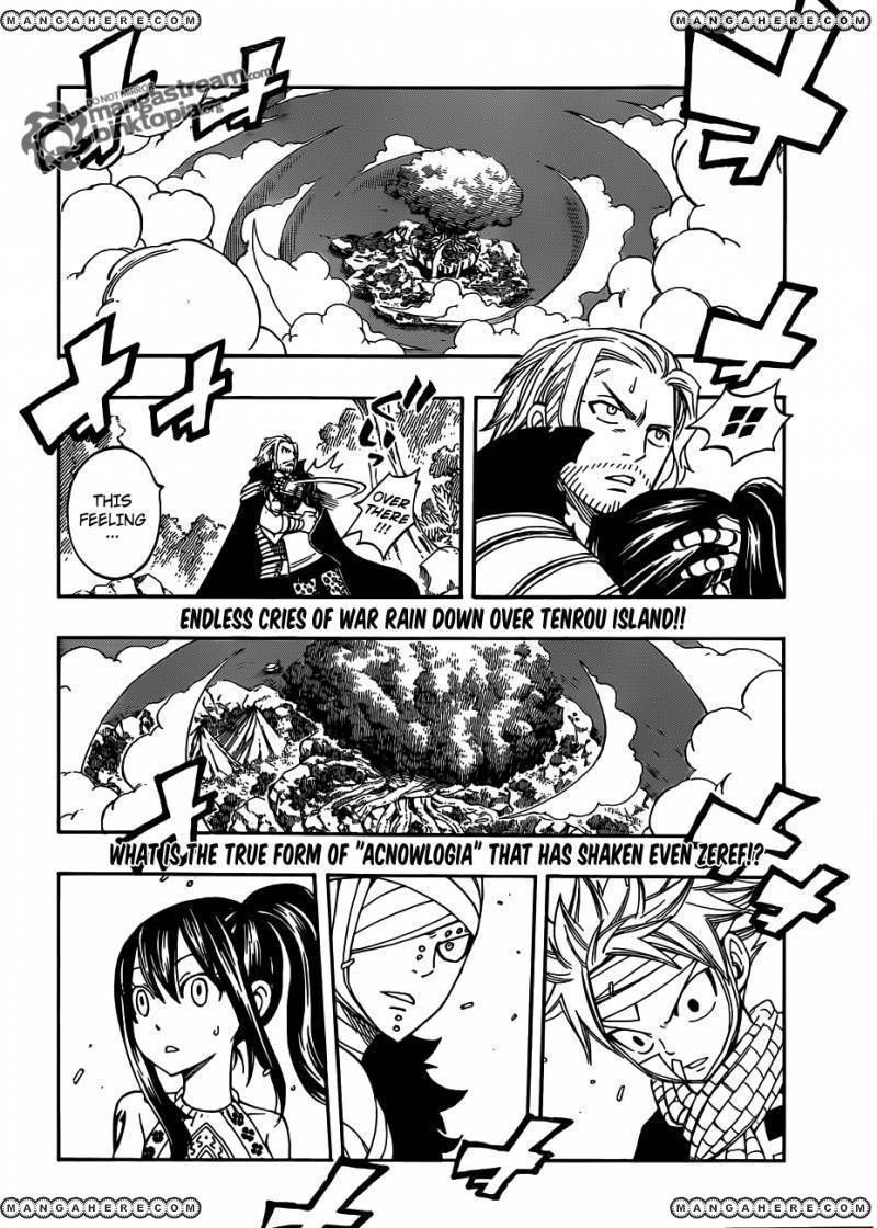 Fairy Tail 252 Page 2