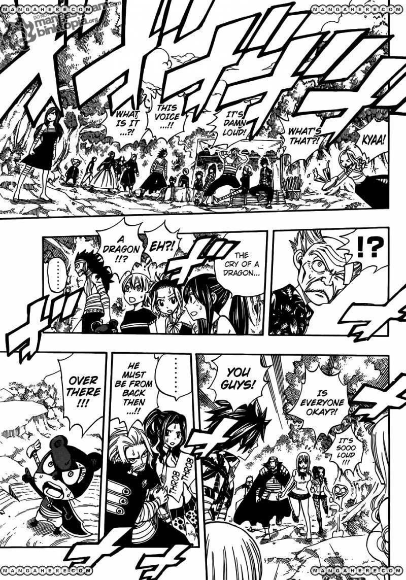 Fairy Tail 252 Page 3
