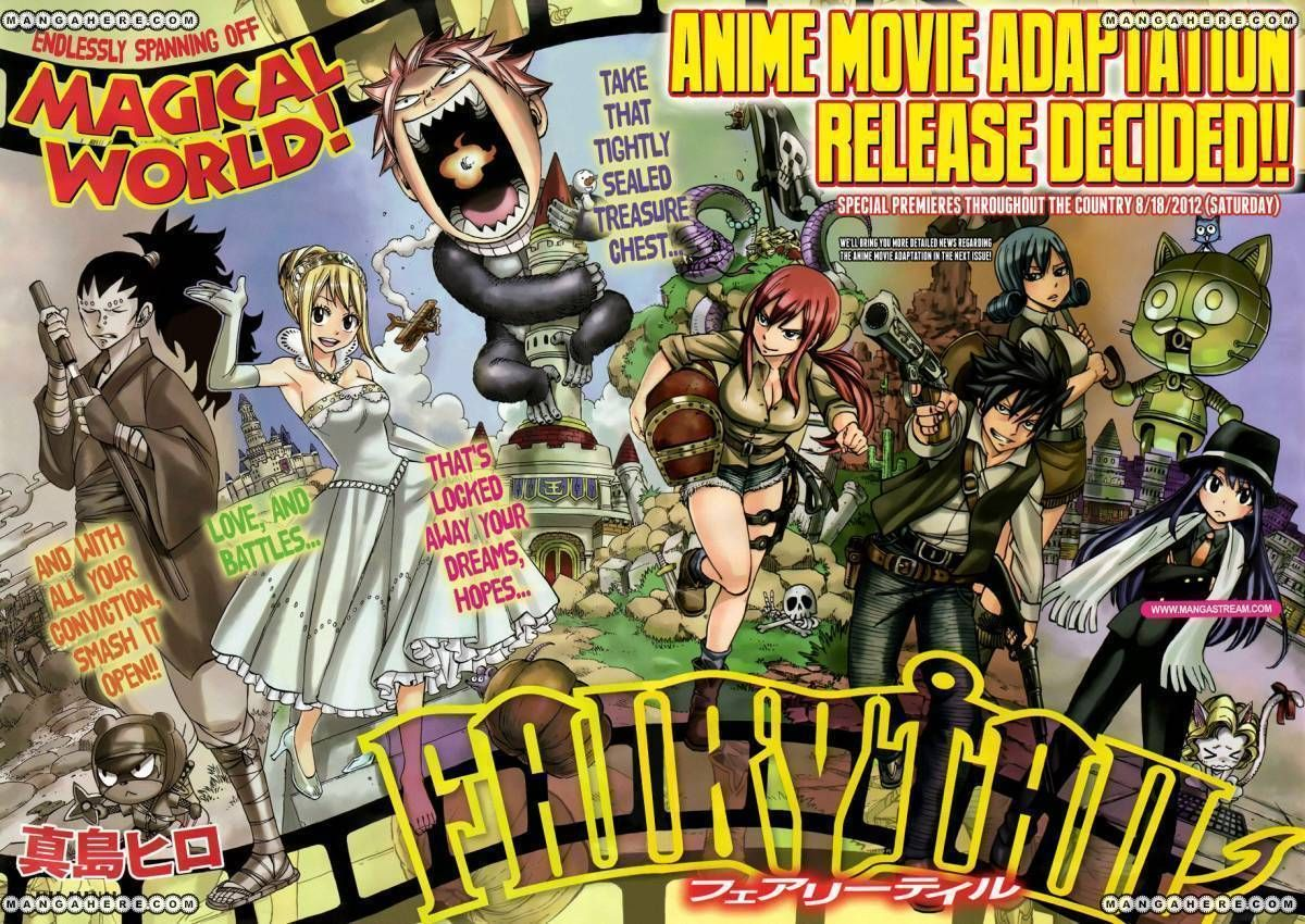 Fairy Tail 258 Page 2