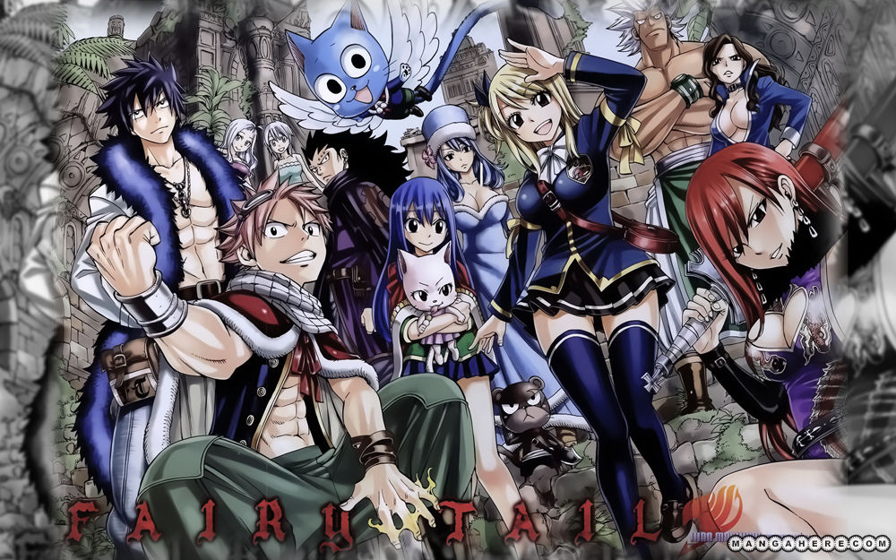 Fairy Tail 264 Page 1