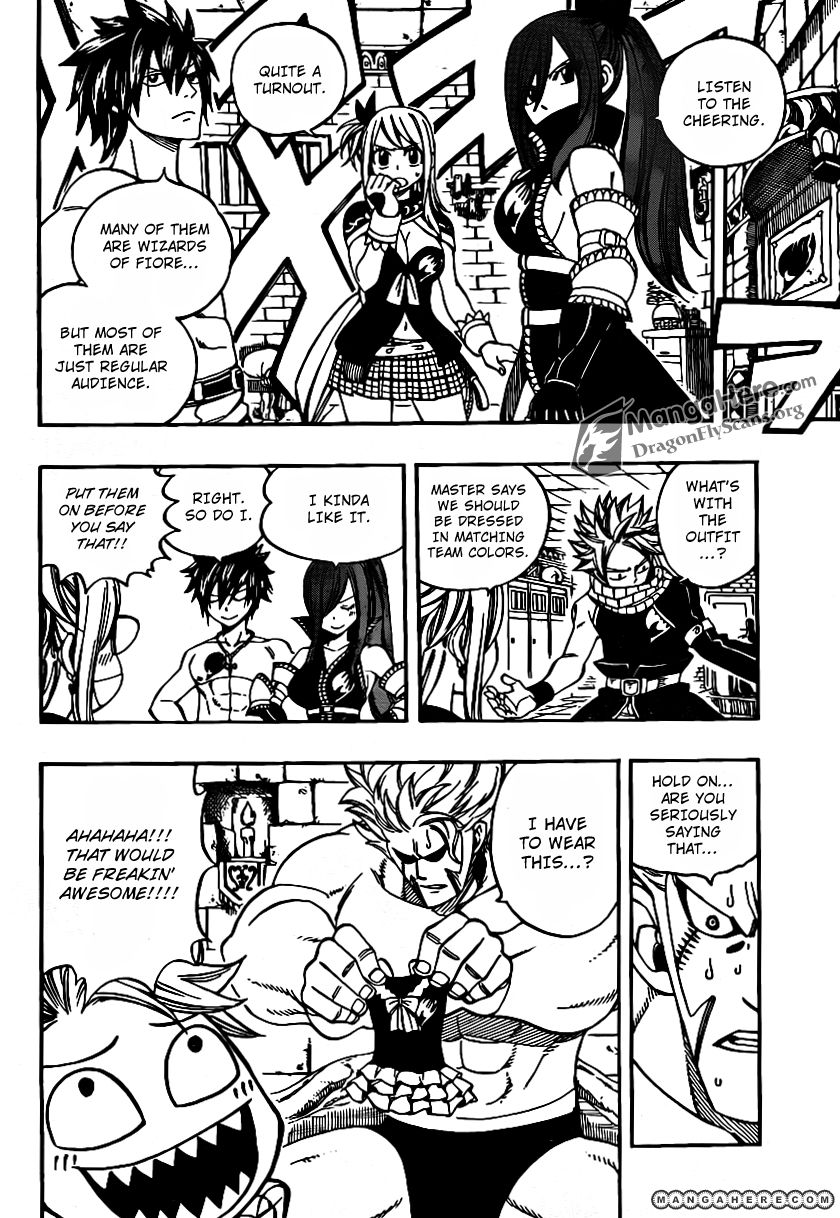 Fairy Tail 267 Page 3