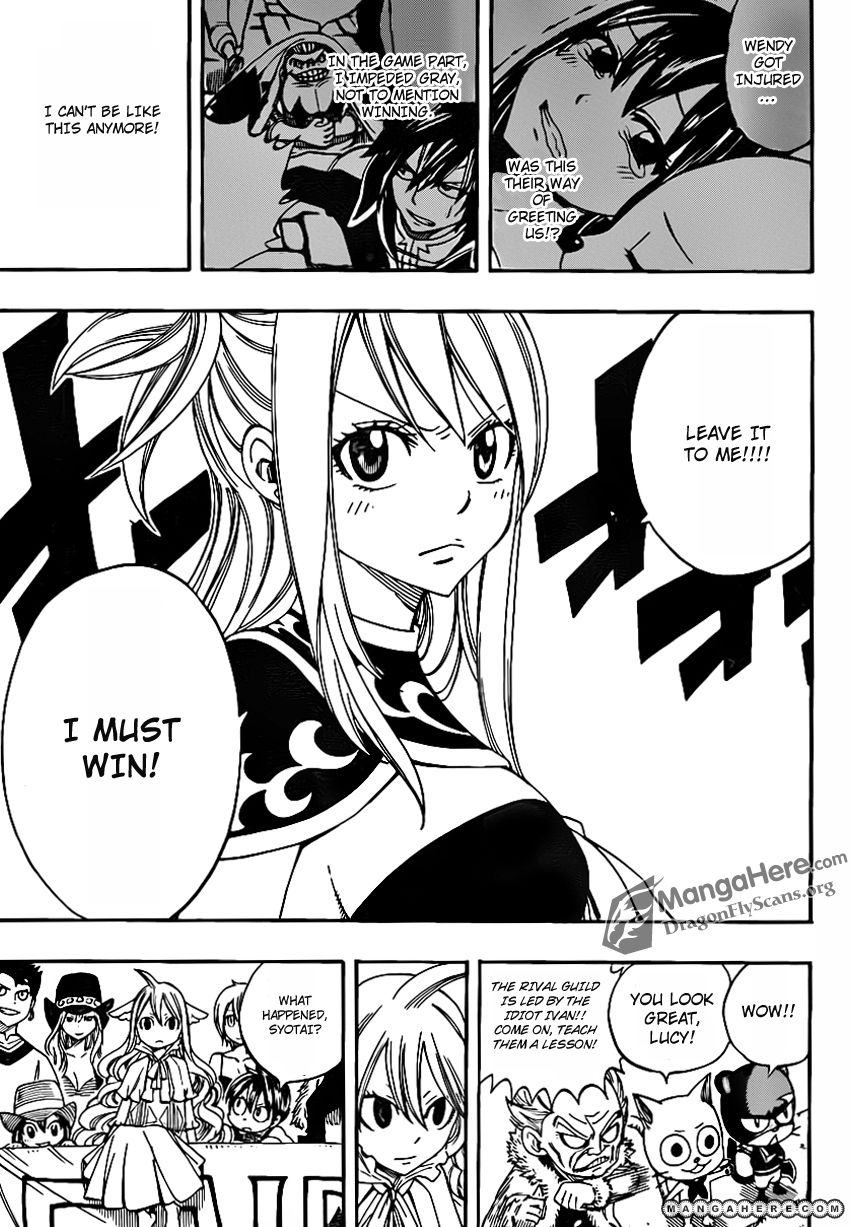 Fairy Tail 271 Page 4