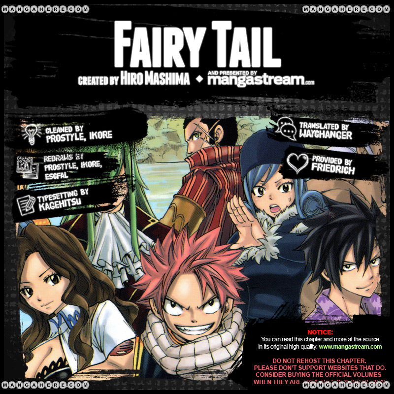 Fairy Tail 278 Page 3
