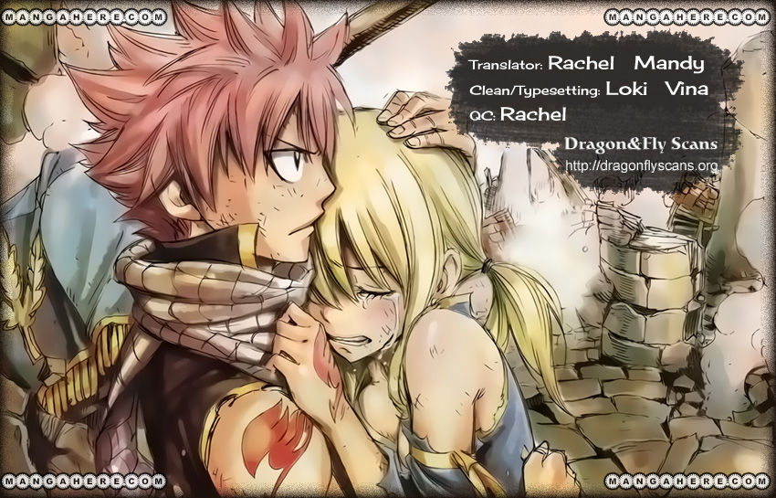Fairy Tail 280 Page 1