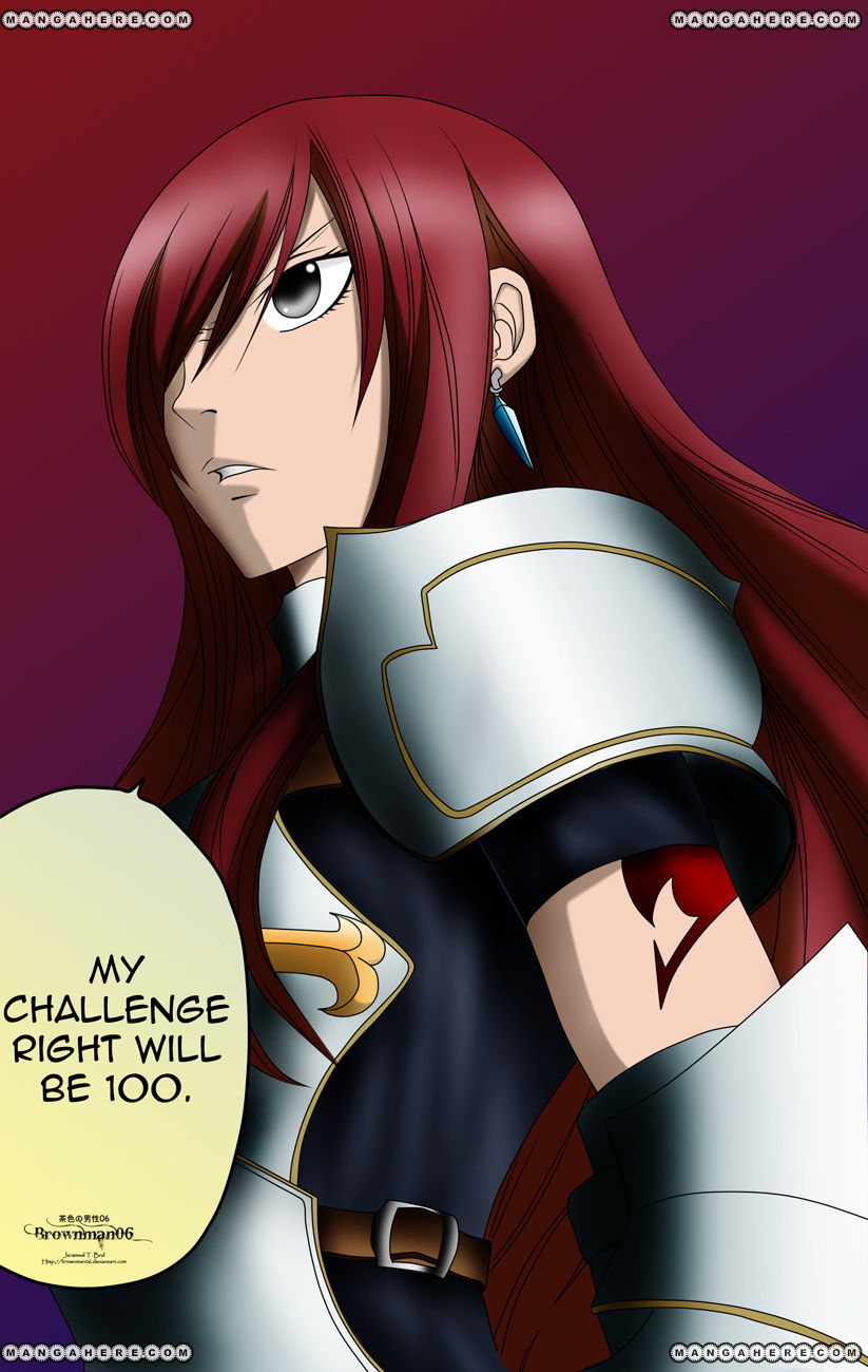 Fairy Tail 286 Page 3