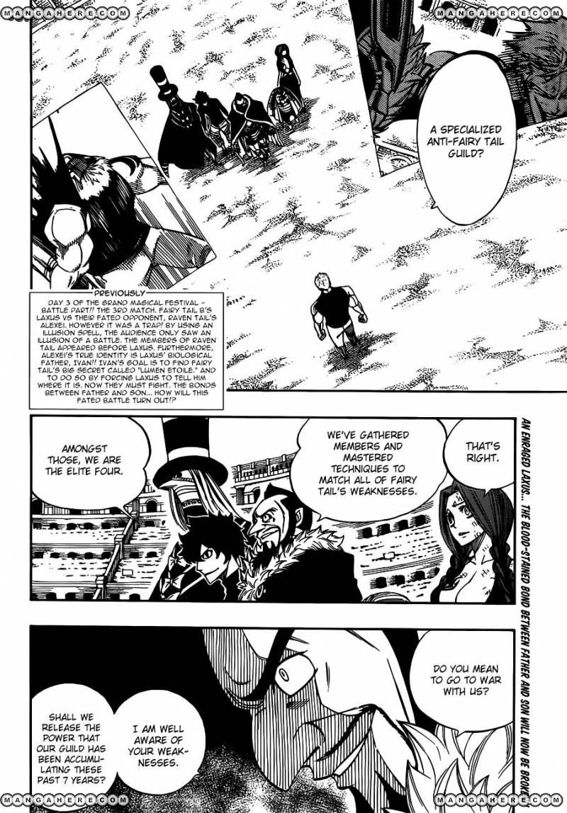 Fairy Tail 287 Page 2