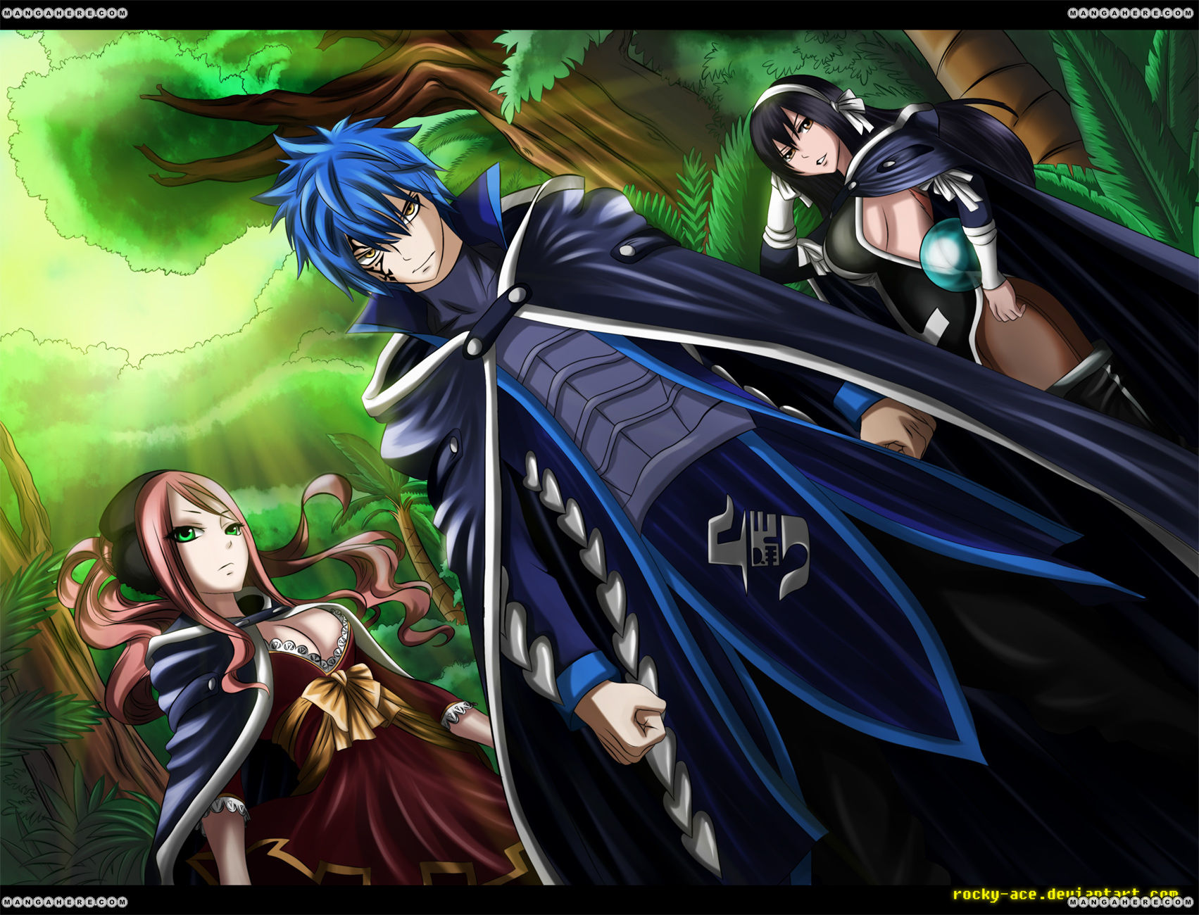 Fairy Tail 288 Page 5