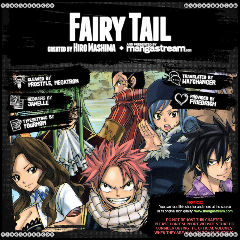 Fairy Tail 294 Page 2