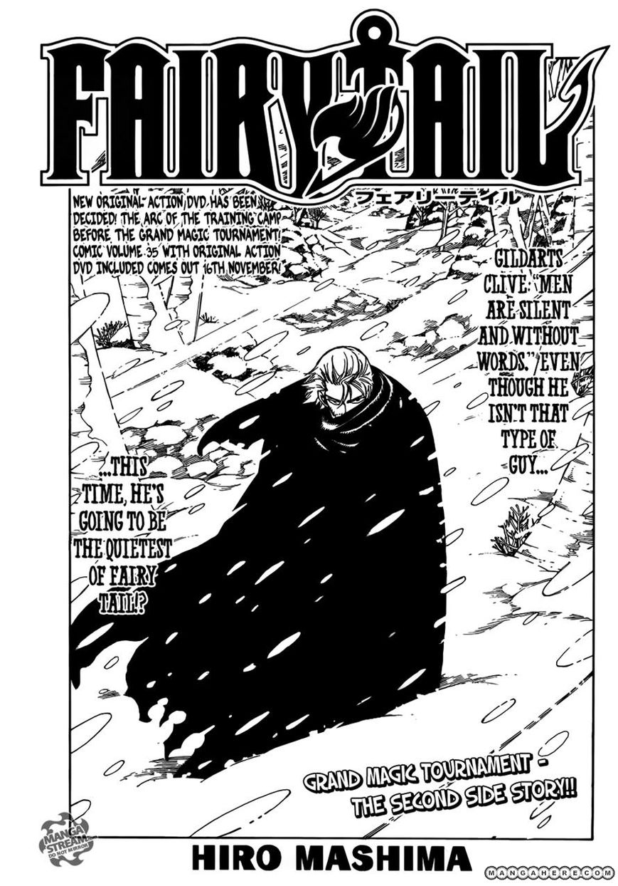 Fairy Tail 299 Page 1