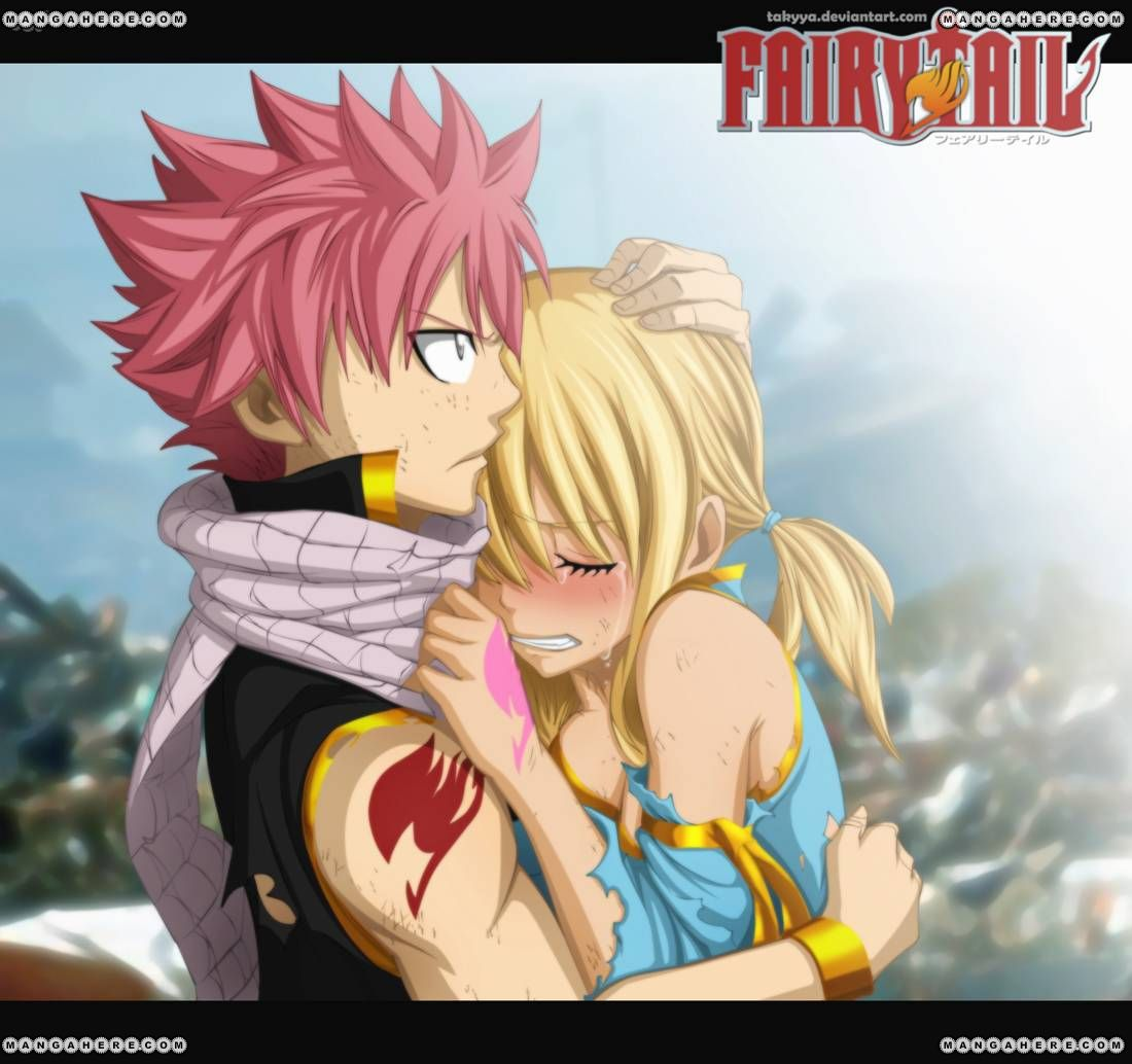 Fairy Tail 304 Page 1