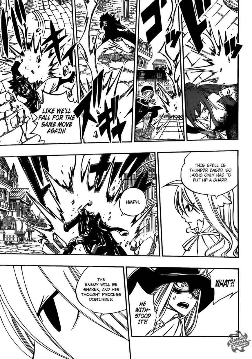 Fairy Tail 305 Page 8