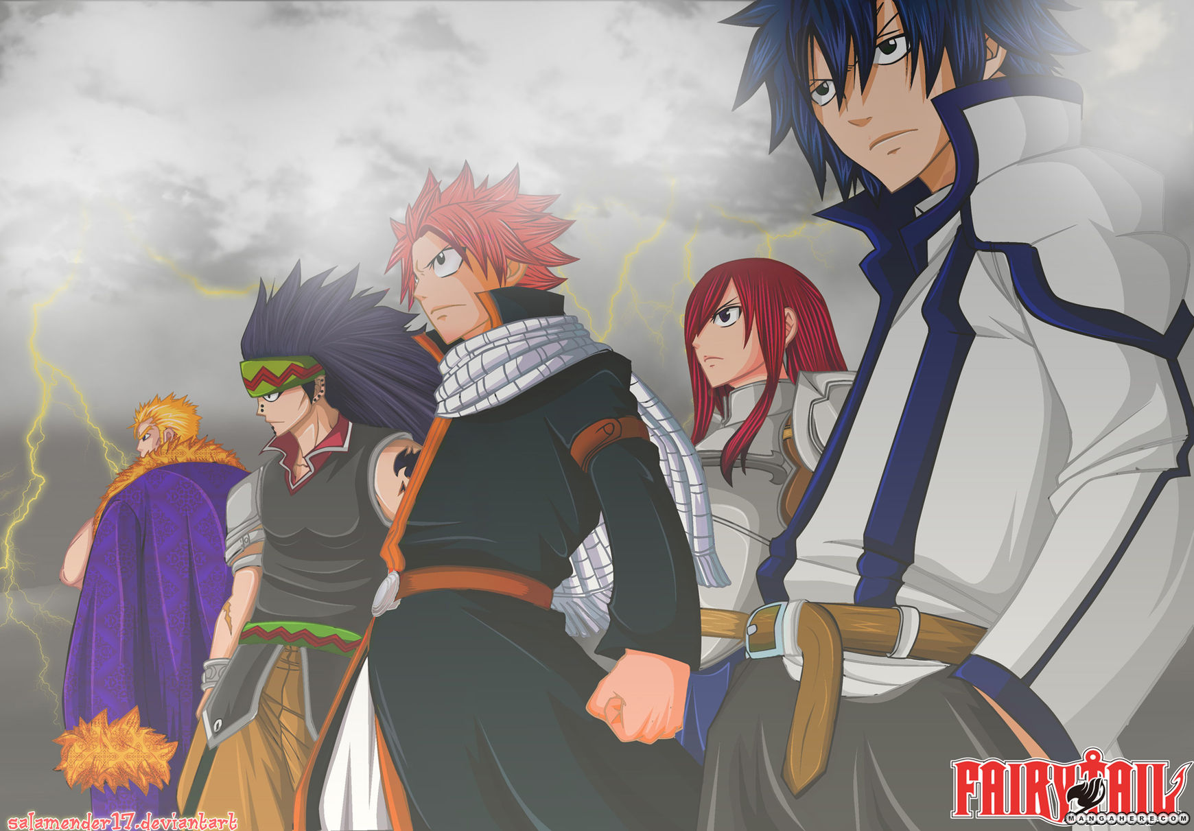 Fairy Tail 306 Page 3