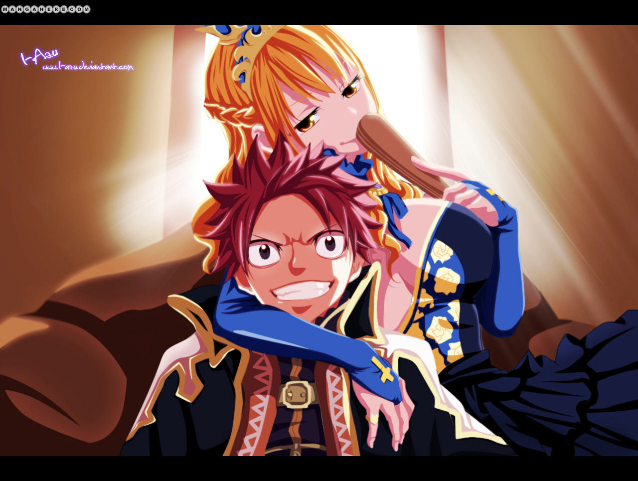 Fairy Tail 308 Page 3