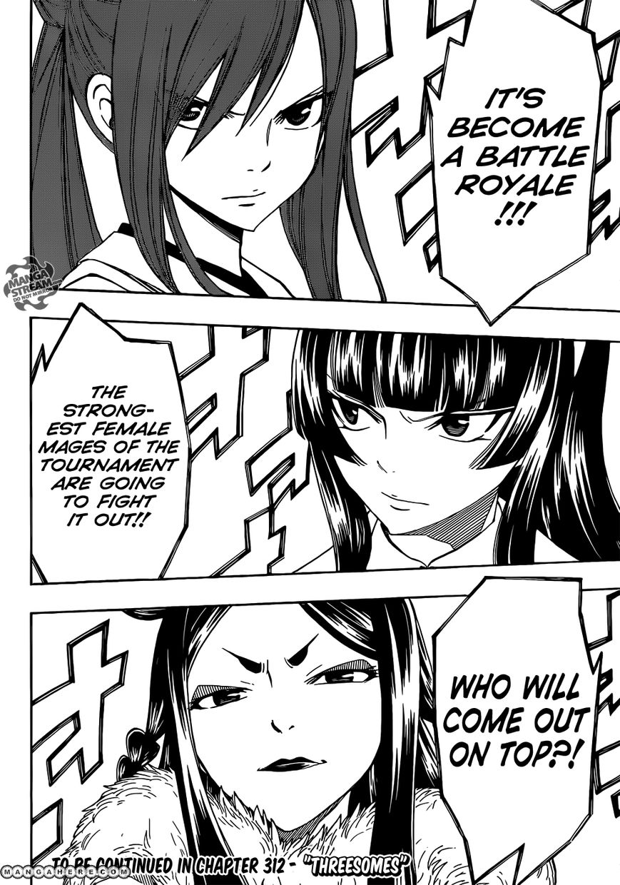 Fairy Tail 311 Page 23