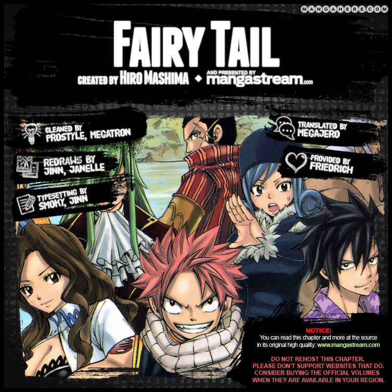Fairy Tail 312 Page 3