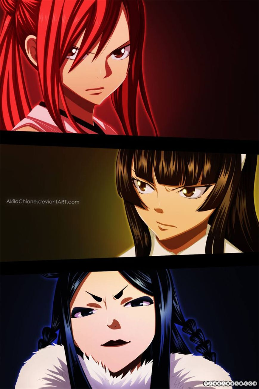 Fairy Tail 314 Page 3